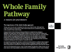 Whole Family Pathway