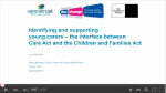video - care act and whole family approach